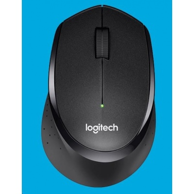 Logitech Wireless Mouse B330, black
