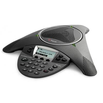 Polycom konferenční telefon SoundStation IP 6000, SIP, PoE