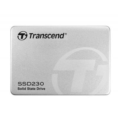 TRANSCEND SSD 230S 128GB, SATA III 6Gb/s, 3D TLC, Aluminum case