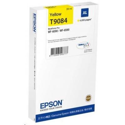 EPSON Ink bar WorkForce-WF-6xxx Ink Cartridge XL Yellow 39 ml